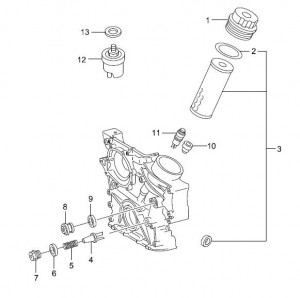 1621843208 Cover Oil Filter