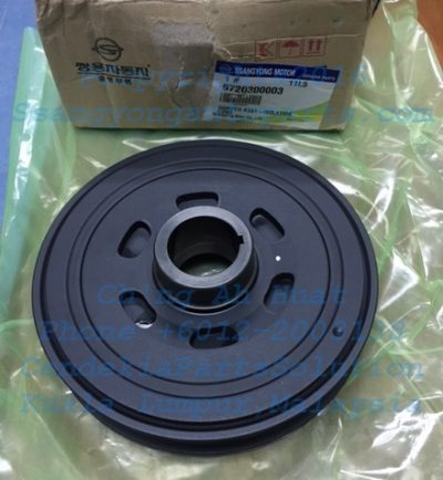 6720300003 Damper Pulley